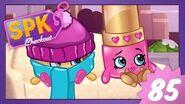 Shopkins Cartoon - Episode 85 – SPK CHECK OUT! Variety Show Cartoons For Children