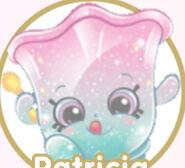 Patricia Parfait Glass