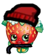 Holiday strawberry