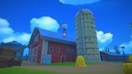 Barn&silo