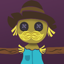 Scarecrow badge.png