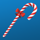 Candy cane badge.png