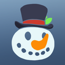 Snowman badge.png