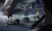 Tales of Alethrion Shovel Knight Cameo.JPG