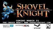 Shovel Knight Trailer 2!