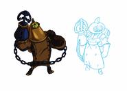 Body Swap Treasure Knight Concept 2