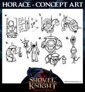 Horace concept2