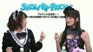 【稲川英里、上坂すみれ】 SHOW BY ROCK!!@ニコニャマ~アニメキャスト解禁!!~