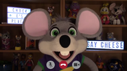 Chuck E May 2020 puppet