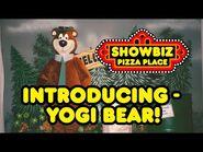 Introducing - Yogi Bear! 1987 ShowBiz Pizza Place show