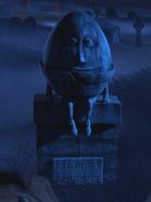 Humpty dumpty's grave