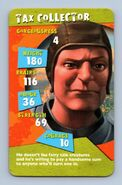 Tax Collector - Shrek 2 Top Trumps Specials 2004 Trading Card