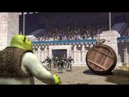 Shrek - Bad reputation (Blu-Ray 1080p) English -duloc fight scene-