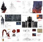 Dragon's Keep concept art