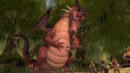 Dragon microphone karaoke