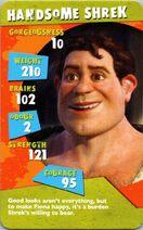 Shrek 2 Top Trump Card - Handsome Shrek