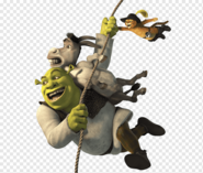 Png-transparent-shrek-the-third-donkey-princess-fiona-gingerbread-man-shrek-background-cartoons-fictional-character-cartoon