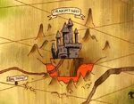 Dragon's keep map