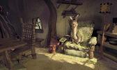 Donkey chair swamp waffles