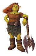Warrior Fiona