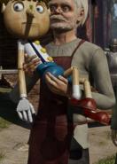 Geppetto Shrek 1