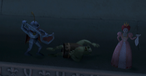 Fiona toy knight ogre princess