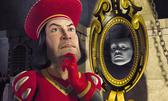 Lord Farquaad and mirror
