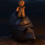 Knight Helmet Gingy