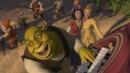 Shrek organ karaoke