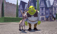 Shrek welcome duloc donkey