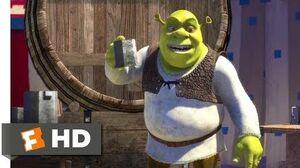 Shrek (2001) - Kill the Ogre Scene (3-10) Movieclips