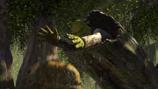 Shrek swamp mud slug