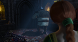 Fiona sees Shrek first time