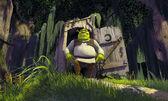 Shrek outhouse