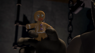 Thelonius gingerbread torture