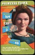 Fiona Shrek 2 Card