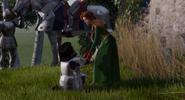 Farquaad proposes to fiona