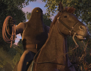 Thelonius and his horse