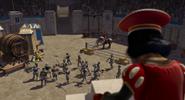 Shrek duloc tournament champion knights