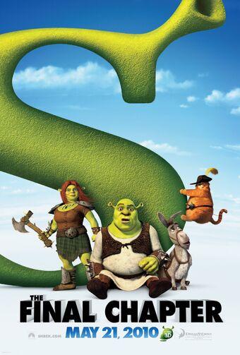 Shrek Forever After Wikishrek Fandom