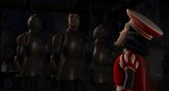 Captain guards tournament