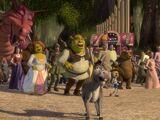 Shrek Karaoke Dance Party