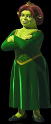 Fiona ogre portrait