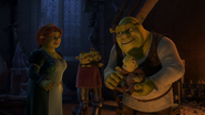 Fiona Family Scared Shrekless