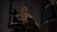 Gingerbread man milk thelonius