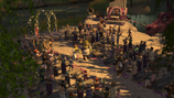 Shrek swamp fiona wedding