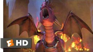 Shrek (2001) - Rescuing Princess Fiona Scene (5-10) Movieclips