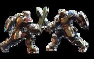 Knights Pose