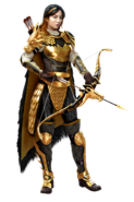 Dragon-Hunter Black gold