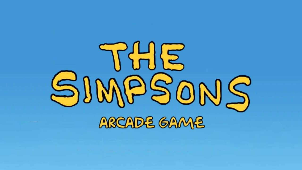 Coin Credit Theme - The Simpsons Arcade Game